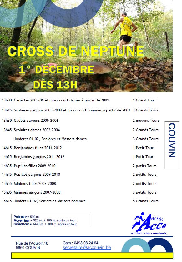 Cross de Neptune 2019